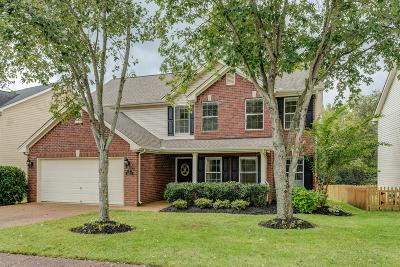 Franklin TN Single Family Home Active Under Contract: $414,500