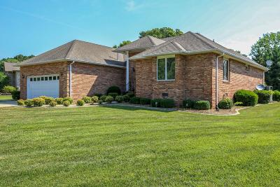 Winchester Single Family Home For Sale: 265 Shasteen Bend Dr