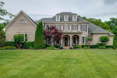 Brentwood  Single Family Home For Sale: 1807 Ivy Crest Dr