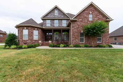 Murfreesboro Single Family Home For Sale: 4326 Whirlaway Dr