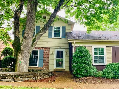 Franklin Single Family Home Active Under Contract: 228 Boxwood Dr