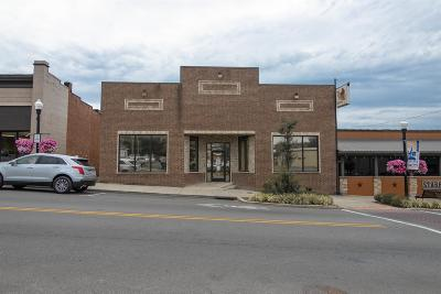Sumner County Commercial For Sale: 168 N Water Ave