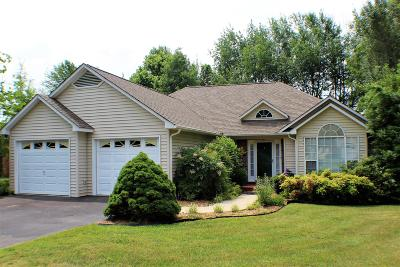Cookeville Single Family Home For Sale: 935 Woodwinds Dr
