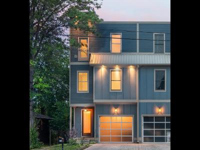 Nashville Single Family Home For Sale: 107 13th Avenue Cir Unit 105