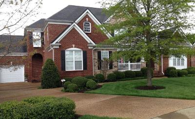 Gallatin Single Family Home For Sale: 140 Mulberry Grv