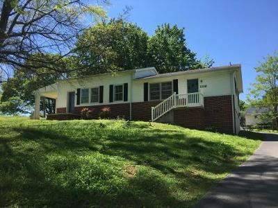 Columbia Single Family Home For Sale: 2116 Circle Dr