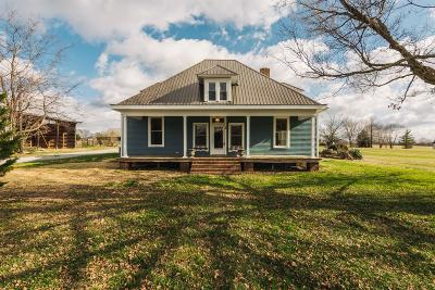 Sumner County Single Family Home Active Under Contract: 1850 Hwy 25 W