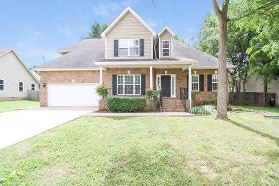 Rutherford County Rental For Rent: 1528 Jeter Way