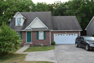 Antioch Single Family Home For Sale: 4440 Lavergne Couchville Pike