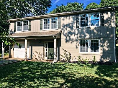 Clarksville Single Family Home For Sale: 521 Rotary Hills Court