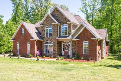 Burns Single Family Home For Sale: 990 Iron Hill Rd