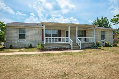 Dickson Single Family Home Active Under Contract: 400 Lyle Ln
