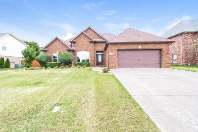 Rutherford County Rental For Rent: 3323 Wycheck Ln