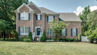 Nolensville Single Family Home Active Under Contract: 212 Norfolk Ln