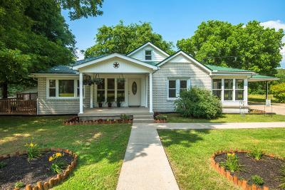 Dickson Single Family Home For Sale: 1947 C C C Rd