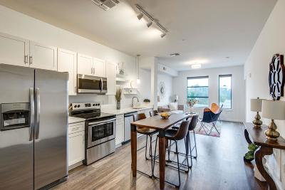 Nashville Condo/Townhouse For Sale: 1900 12th Ave S # 305