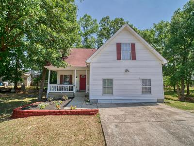 Antioch Single Family Home Active Under Contract: 1505 Water Oak Ct