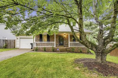 Franklin Single Family Home Active Under Contract: 1302 Mallard Dr