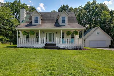 Single Family Home For Sale: 2144 John Windrow Rd