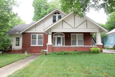Murfreesboro Single Family Home For Sale: 701 N Spring St