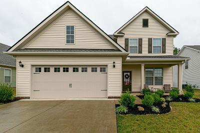 Spring Hill Single Family Home For Sale: 1010 Keeneland Dr