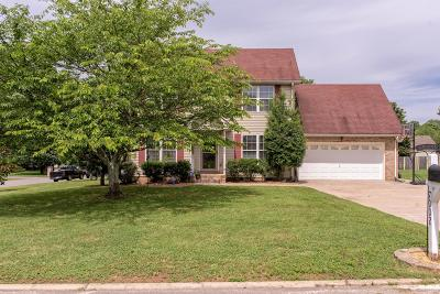 Goodlettsville Single Family Home For Sale: 7002 Summit Ct