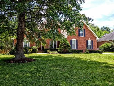 Clarksville Single Family Home For Sale: 313 Longwood Ct