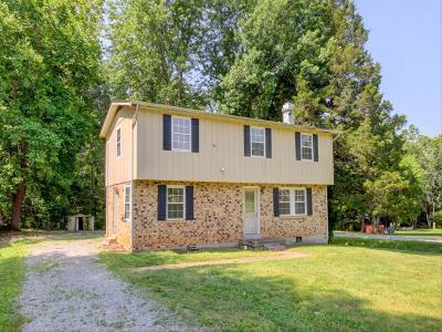 Clarksville Single Family Home For Sale: 452 Appleton Dr