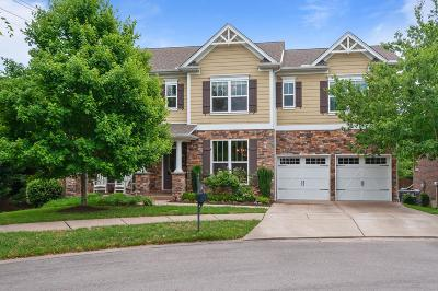 Franklin  Single Family Home For Sale: 506 Calista Ct