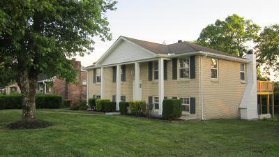 Nashville Single Family Home For Sale: 3751 Turley Dr