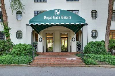 Belle Meade Condo/Townhouse For Sale: 4505 Harding Pike 4e #4E