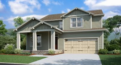 Thompsons Station Single Family Home For Sale: 2173 Maytown Circle Lot 1724