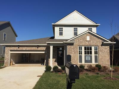 Thompsons Station Single Family Home For Sale: 2221 Maytown Circle Lot 1736