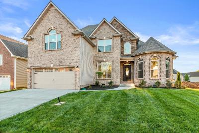 Clarksville TN Single Family Home For Sale: $319,900