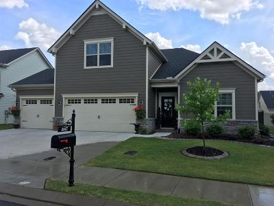 Murfreesboro Single Family Home Active Under Contract: 4447 Mordecai Ave