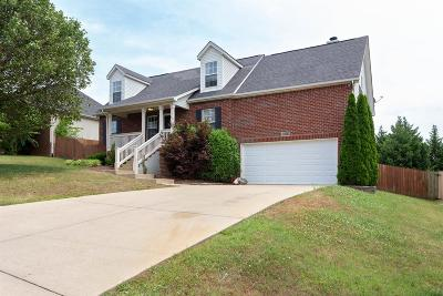 Spring Hill  Single Family Home For Sale: 2504 Preston Way