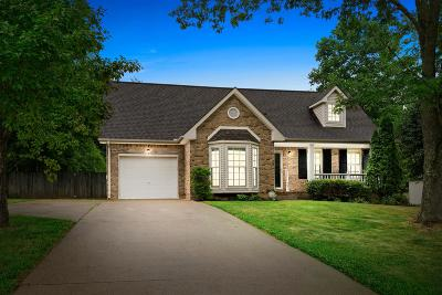 Clarksville Single Family Home For Sale: 2013 Sweetbriar Dr