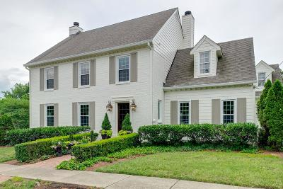 Hendersonville Single Family Home For Sale: 100 Governors Point Blvd