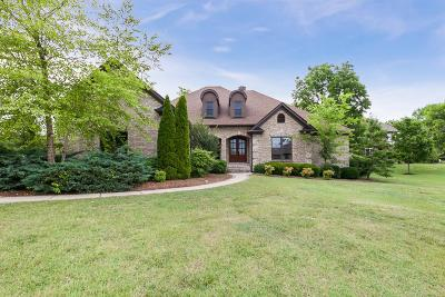 Gallatin Single Family Home For Sale: 1146 Blackshear Dr