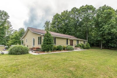 Franklin Single Family Home Active Under Contract: 5537 Hargrove Ridge Rd