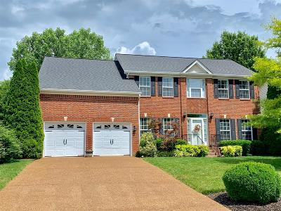 Hendersonville Single Family Home For Sale: 122 Stonehollow Way