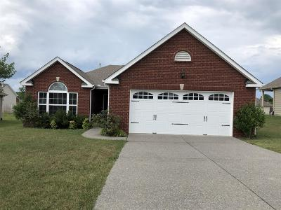 Sumner County Single Family Home For Sale: 1076 Campbell Ave