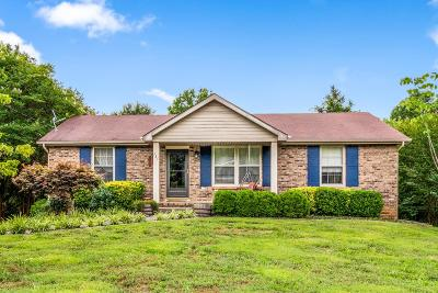 Clarksville Single Family Home For Sale: 737 Acorn Dr