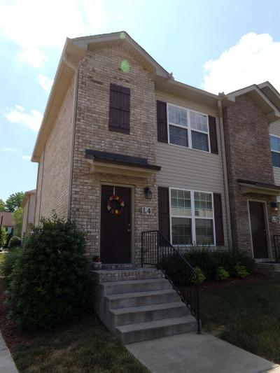 Gallatin Condo/Townhouse Active Under Contract: 1182 Long Hollow Pike # L4