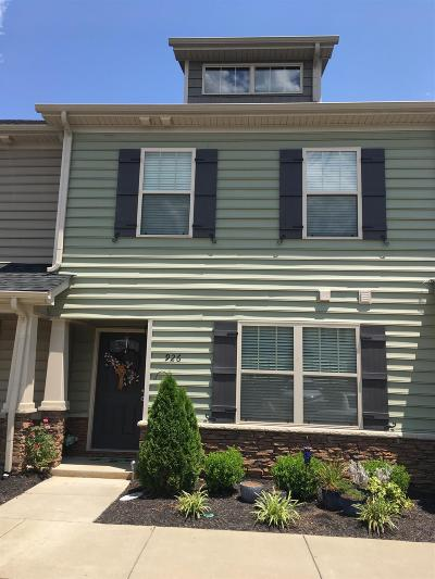Murfreesboro Condo/Townhouse For Sale: 926 Gamely Way