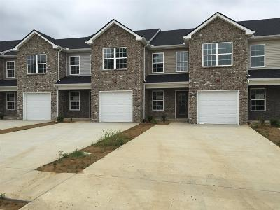 Ashland City Condo/Townhouse For Sale: 2053 Downstream Drive