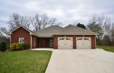 Clarksville Single Family Home Active Under Contract: 708 Valencia Dr