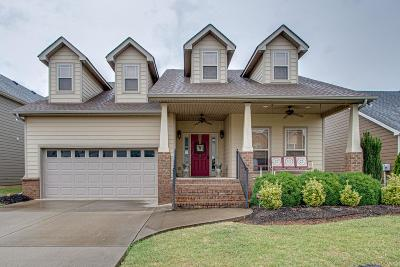 Murfreesboro Single Family Home For Sale: 1508 Barnsley Dr