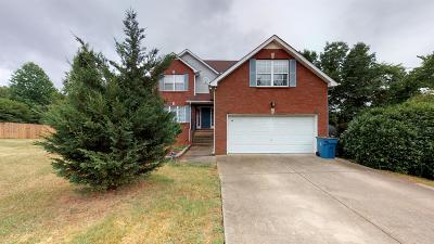 Single Family Home For Sale: 2203 Canopy Ct