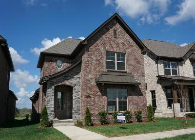 Gallatin Single Family Home For Sale: 1058 Ambling Way Lot 159